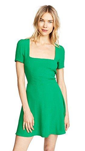2ba5c563990d Flynn Skye Women's Maiden Mini Dress, Jolly Green, Small by Flynn ...