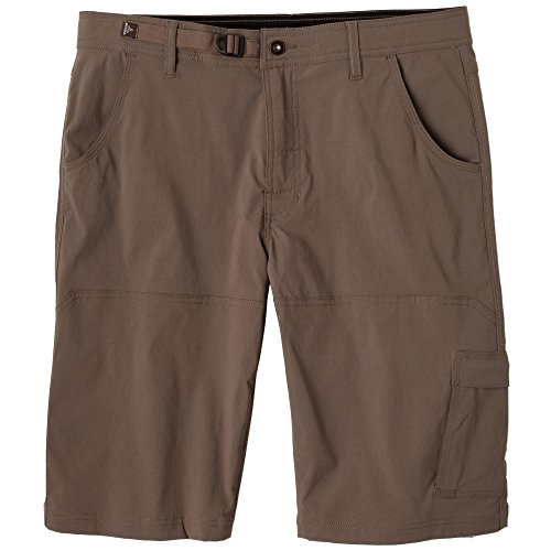"prAna-prAna Men's Stretch Zion 10"""" Inseam Athletic Shorts, Size 42, Mud"