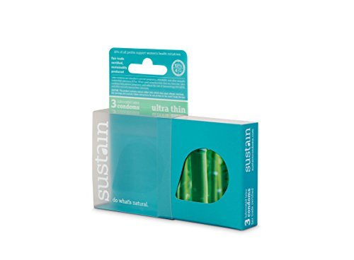 Sustain Natural-Sustain Ultra Thin Condoms