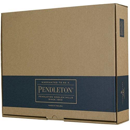 Pendleton-Pendleton Chief Joseph Wool Blanket, Sapphire, Twin