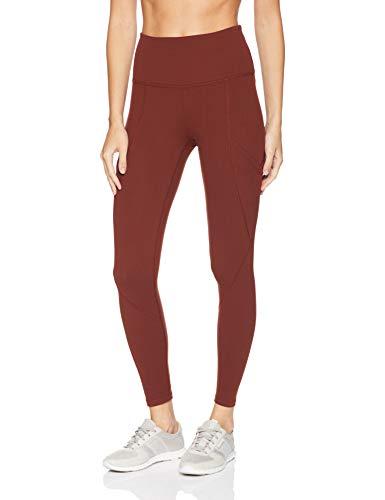 Beyond Yoga-Beyond Yoga Supplex Palomino High Waist Midi Legging, Red Rock, X-Large