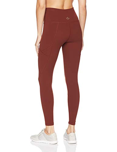 Beyond Yoga-Beyond Yoga Supplex Palomino High Waist Midi Legging, Red Rock, X-Large