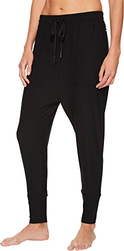Beyond Yoga-Beyond Yoga Women's Weekend Traveler Midi Sweatpants Darkest Night X-Large