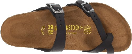 Birkenstock-Birkenstock Women's Mayari Sandal,Black,39 EU/8-8.5 M US