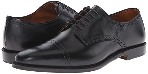 Allen Edmonds-Allen Edmonds Men's Yorktown Oxford, Black, 11.5 D US